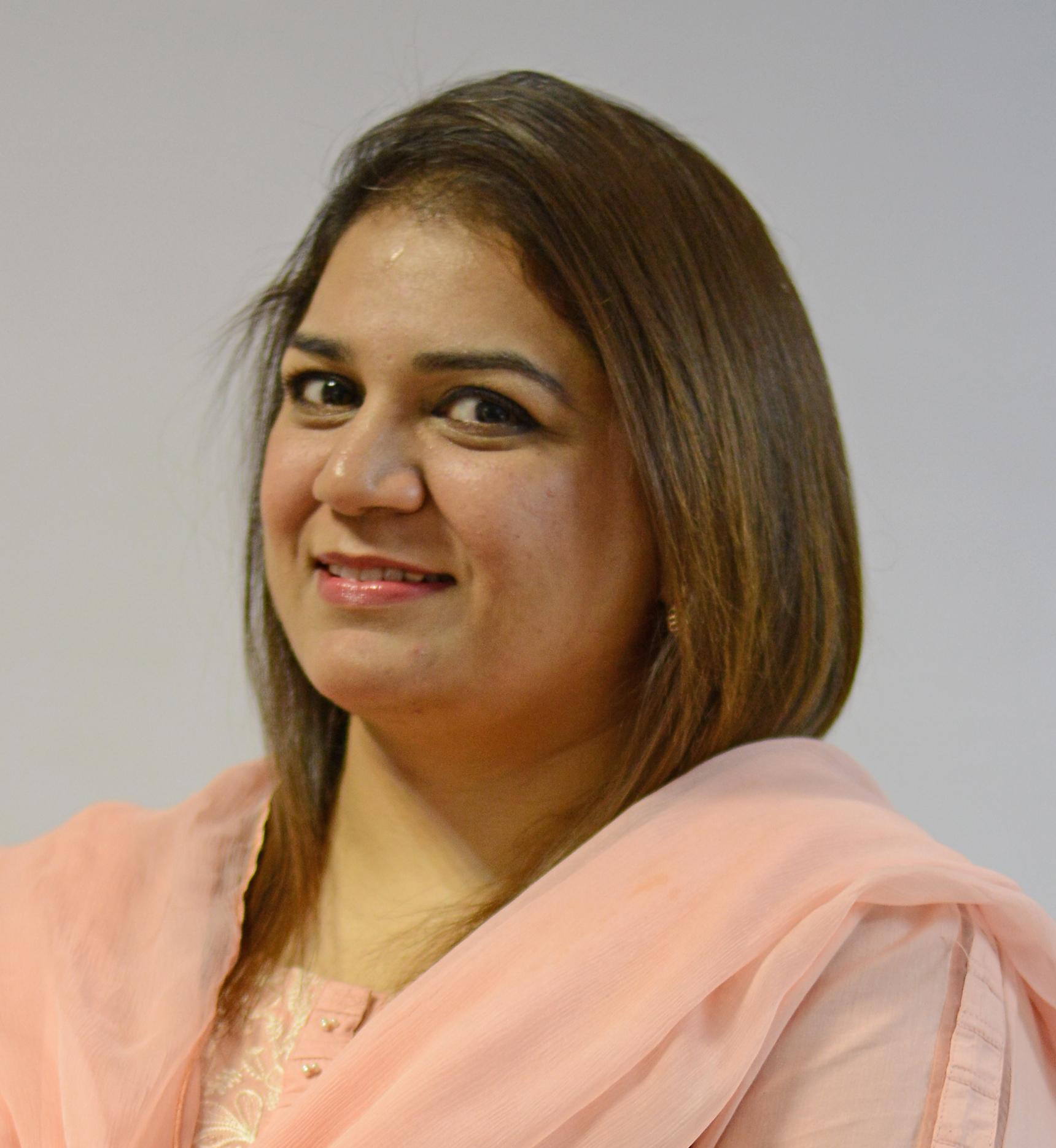 Bushra Ishaq (Lecturer)
