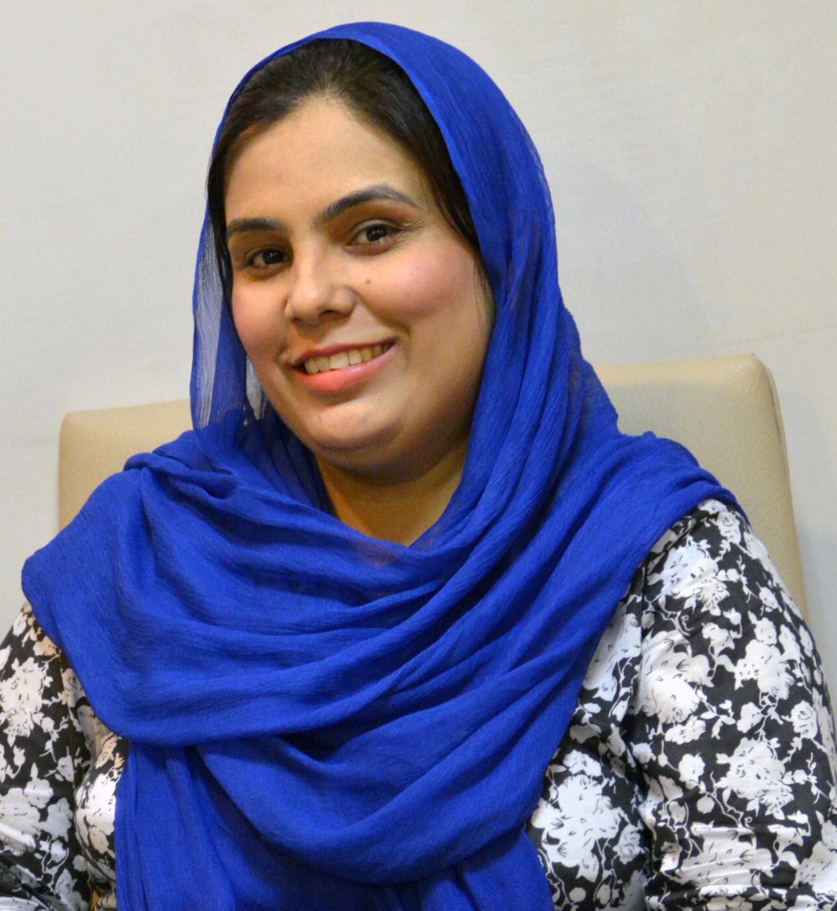 Sumaira Nawaz Kayani (Lecturer)