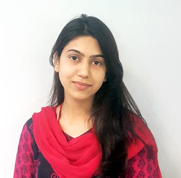 Ms. Asima Mushtaq (Lecturer)