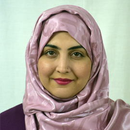 Maria Taimoor Khan (Lecturer)