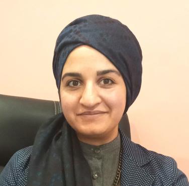 Ms. Sundus Durrani