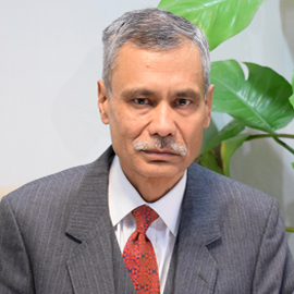 Brig. Dr. Tanvir Akhtar, SI (M) (Director Counselling, HoD)