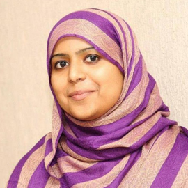 Dr. Maryam Kausar (Assistant Professor)