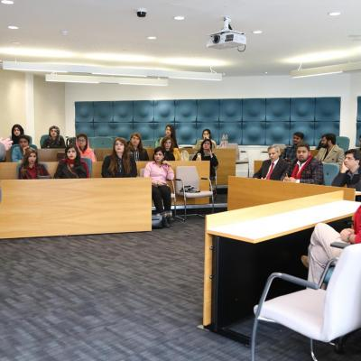 Cultural Exchange Program In The Class Room At Uob 1