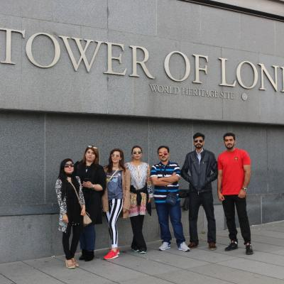 Cultural Exchange Program Kings Cross Railway Station London Eye Tower Of London And Westminster Bridge 2