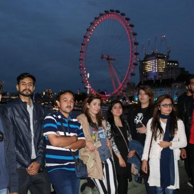 Cultural Exchange Program Kings Cross Railway Station London Eye Tower Of London And Westminster Bridge 3