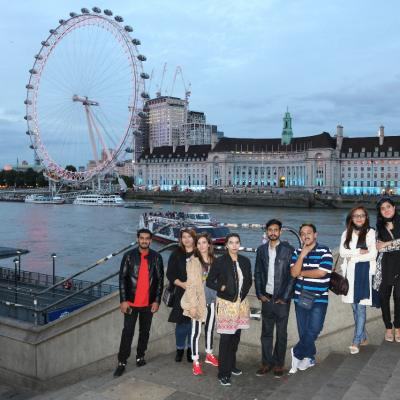 Cultural Exchange Program Kings Cross Railway Station London Eye Tower Of London And Westminster Bridge 4