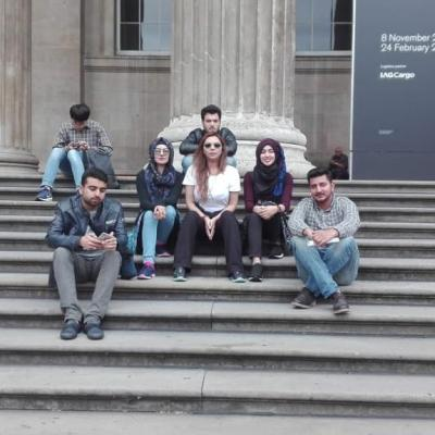 Cultural Exchange Program The British Museum 1