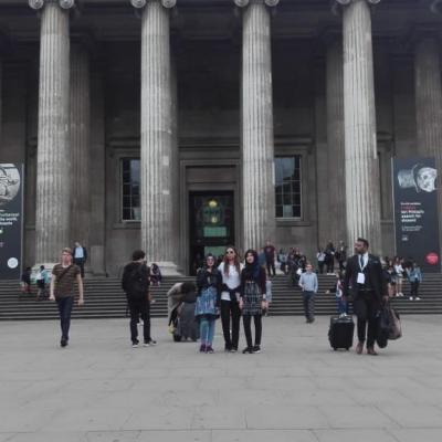 Cultural Exchange Program The British Museum 2