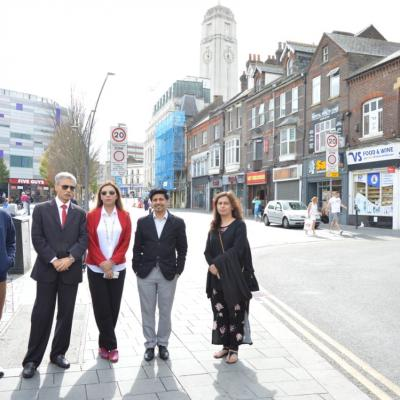 Cultural Exchange Program Trip Of Luton 2