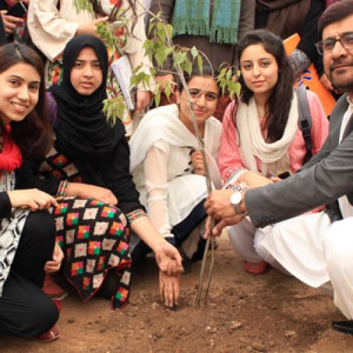 Tree Plantation Day 18 March 2019