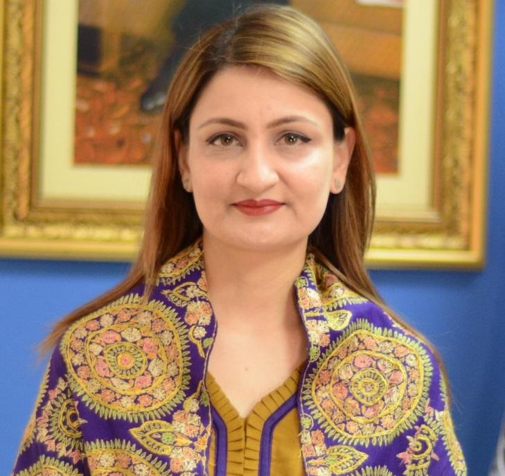 Ms. Khizran