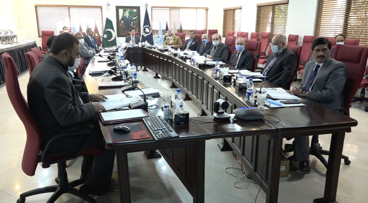 29th Meeting of the Board of Governance