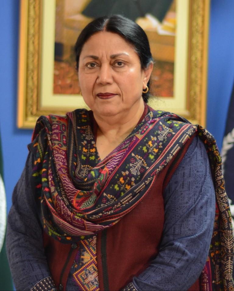 Mrs Shagufta Haroon