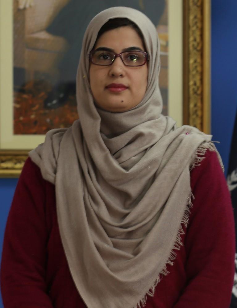 Ms. Asmat Parveen