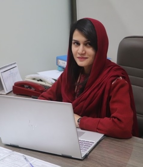 Ms. Sadaf Naz